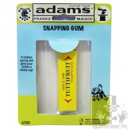 snapping-gum
