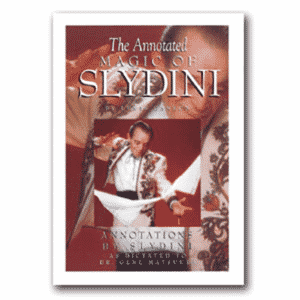 The Annotated Magic of Slydini eBook