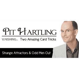 Two Amazing Card Tricks by Pit Hartling