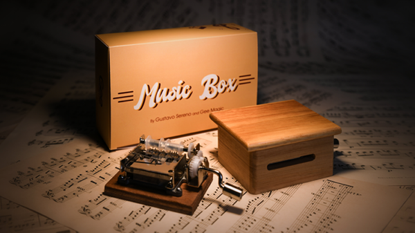 MUSIC BOX Premium - Gee Magic